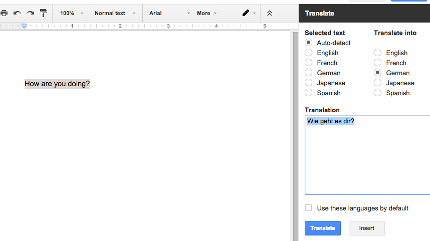 how to use add ons for google docs
